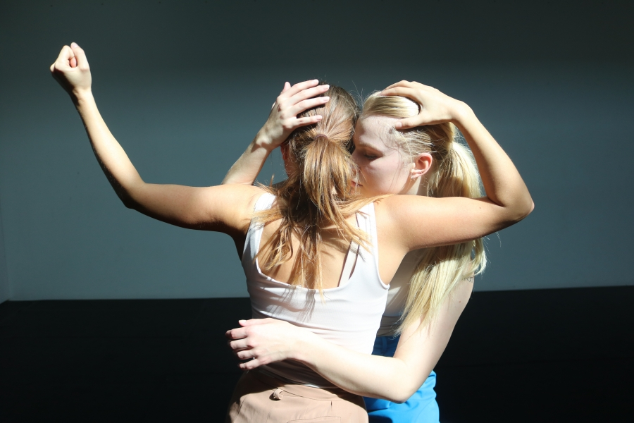 Emma Evelein - Choreographer - Puccini for two