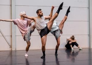 WOLVES - Emma Evelein - choreographer