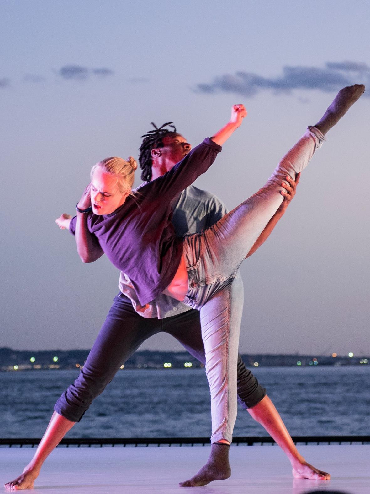 Emma Evelein - Dancer, choreographer
